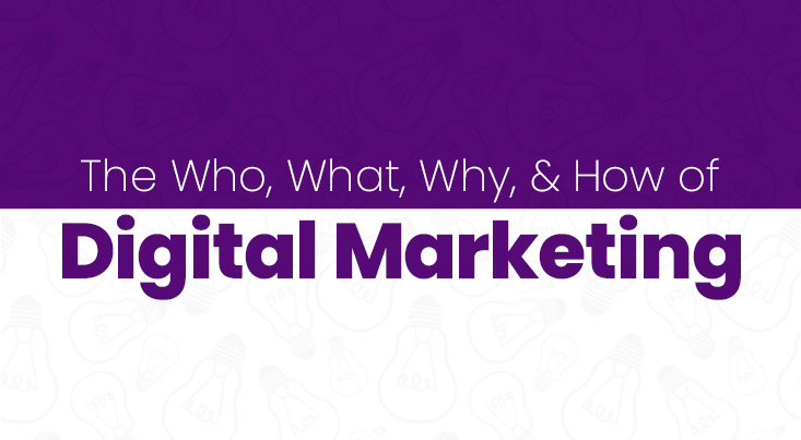 The Who,What,Why & How of Digital Marketing